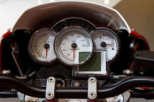 Le prix d'une carte grise de moto