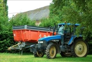 Les règles d'immatriculation pour un tracteur