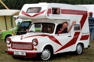 Quels sont les règlements d'une carte grise pour un camping car